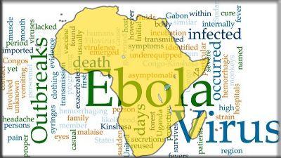 período de incubação de Ebola