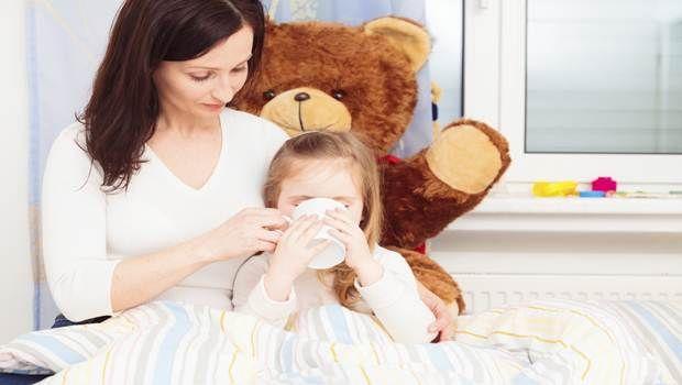 10 Home remédios para a indigestão em crianças e recém-nascidos