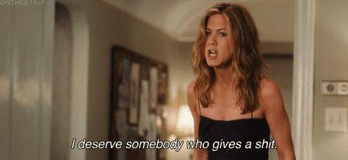 Eu mereço mais