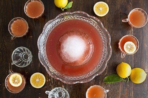 12 bebidas para passar o'Action de grâces