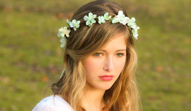 20 casamento penteados elegantes para cabelos de comprimento médio