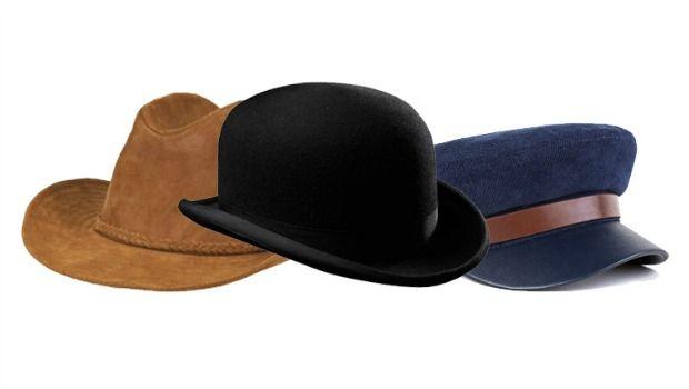 19 tipos de chapéus para homens e mulheres - Escolha os que se adequam a você
