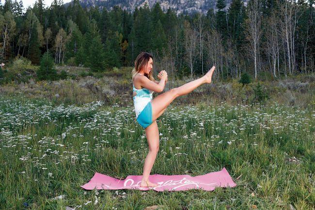 6 movimentos de Pilates que irá transformar todo o seu corpo