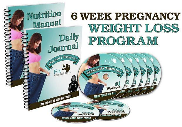 perda de peso seis semanas durante a gravidez