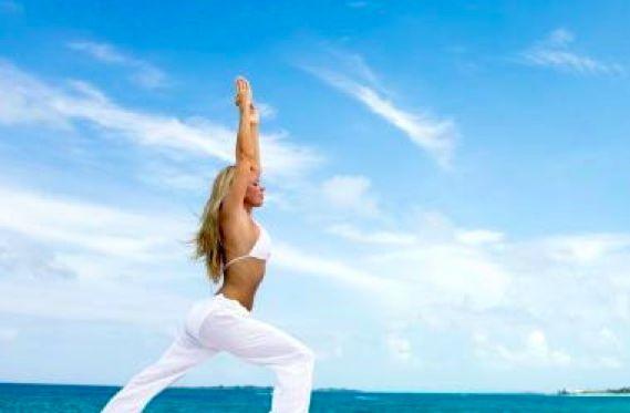 Top 6 férias de ioga para a queda
