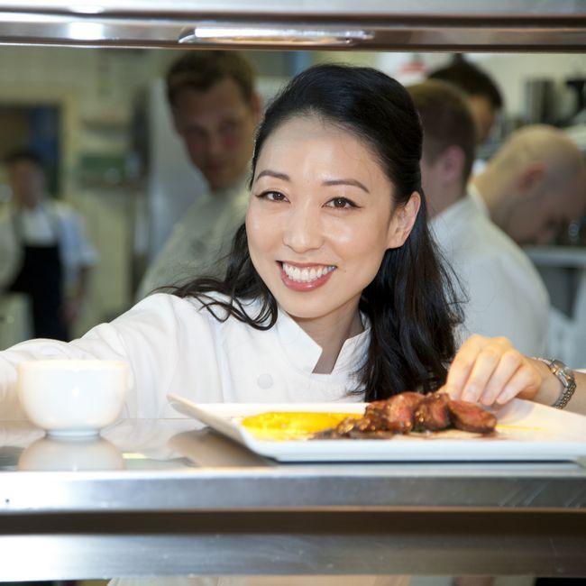 Uma receita simples para casa kimchi chef celebridade