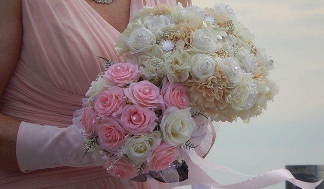 A significados z-simbólica de Guia de flores do casamento