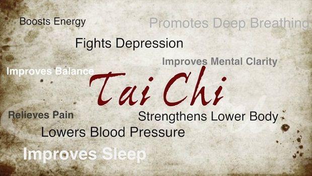 Tai Chi exercícios básicos para iniciantes e idosos