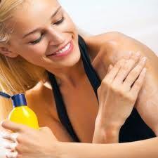 Tanning é problema comum no verão