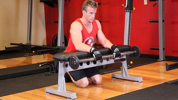 Melhores exercícios de força para o antebraço em massa