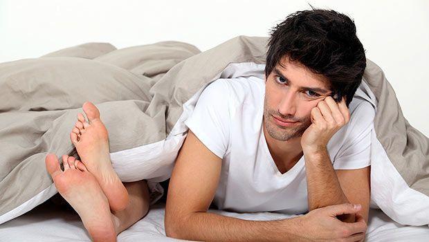 O estresse emocional e disfunção erétil - Tratamentos naturais