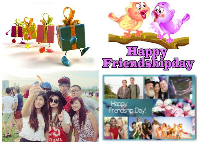 Dia da Amizade ideias dos presentes