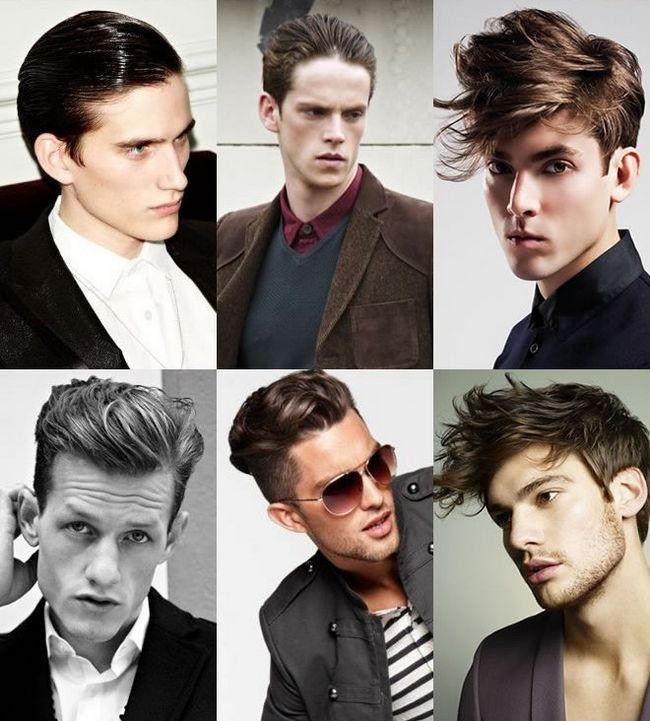 Penteado para homens