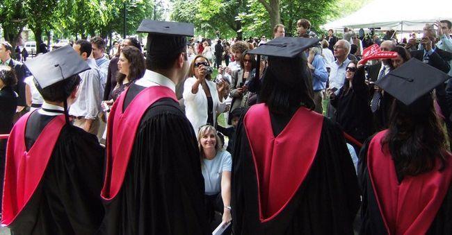 graduados de'Université de Harvard