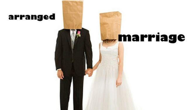 O casamento é o primeiro passo para o amor