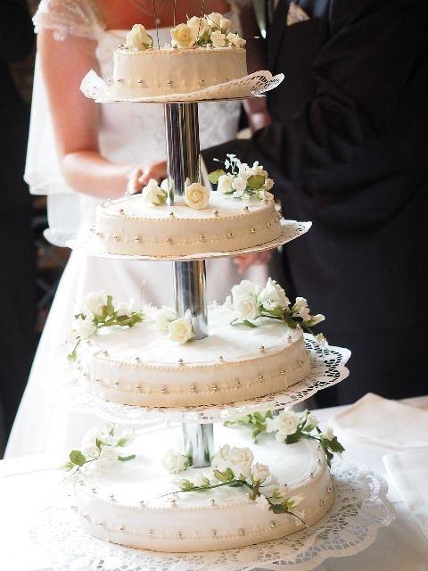 Como escolher o bolo de casamento perfeito para a sua recepção