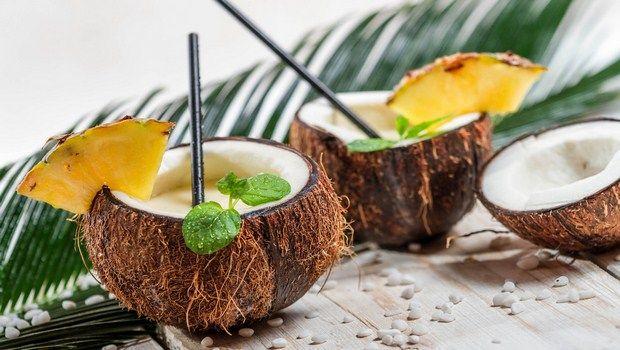 como fazer cocktails, Pina Colada