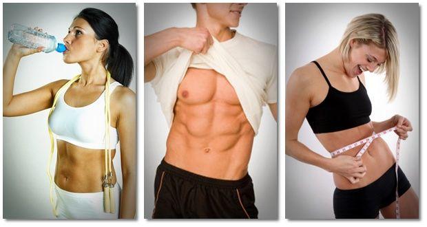 conselhos de queima de gordura plano para o corpo feminino ideal