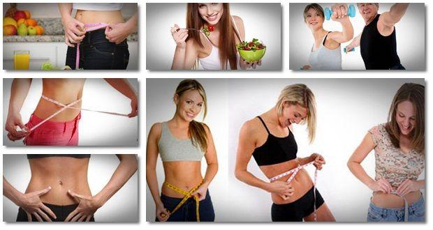 dicas sobre a perda de peso para as mulheres