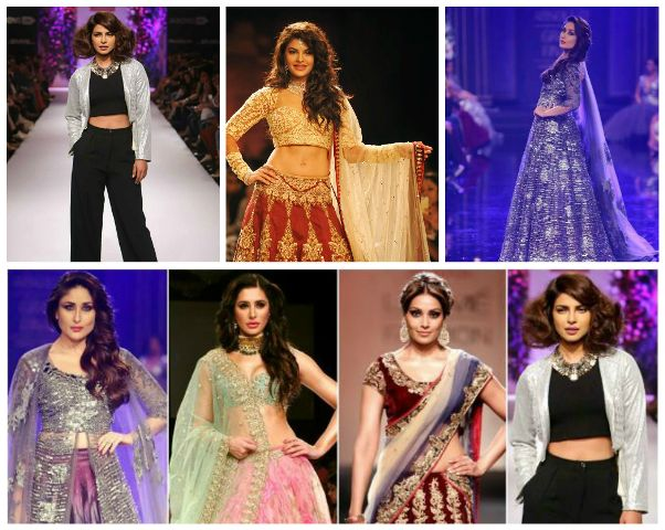 A Lakme Fashion Week Inverno 2014 Festive