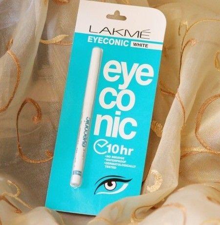 Lakmé eyeconic branco Kajal