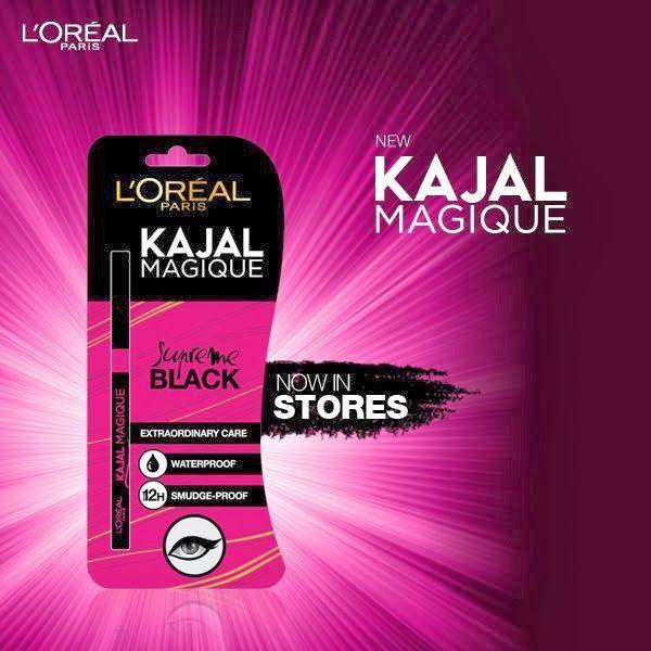 L'Oréal Paris mágica Kajal