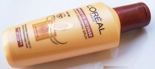 L'oreal soro lisa Intense