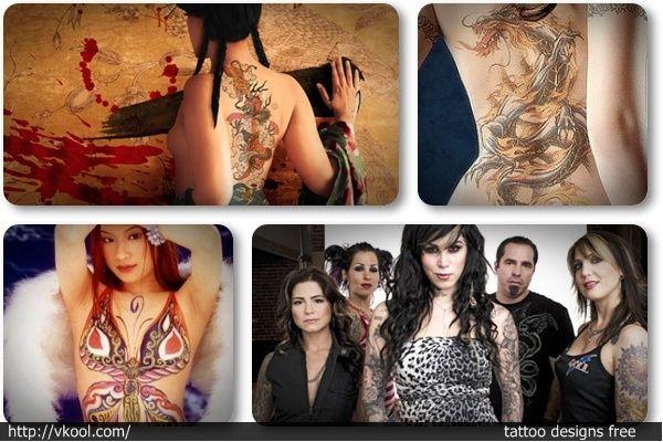 Miami desenhos a tinta opinião tatuagem - este programa funciona?