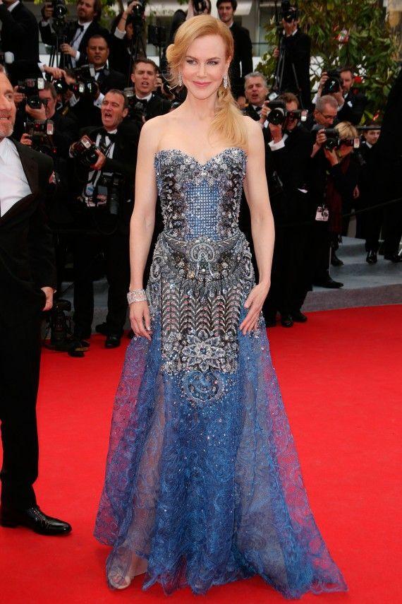 Nicole Kidman no filme do Festival de Cannes 2014