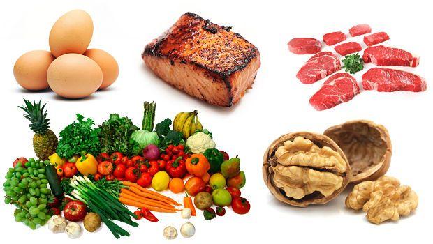 dieta Paleo para o sucesso da perda de peso - comida deliciosa para as mulheres