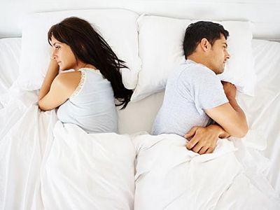 sinais de'un examen de mariage malheureux