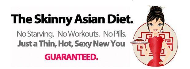 Exame Skinny Asian food - é a Catherine programa cheng útil?