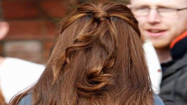 penteados super fácil: conselhos úteis para as meninas e iniciantes