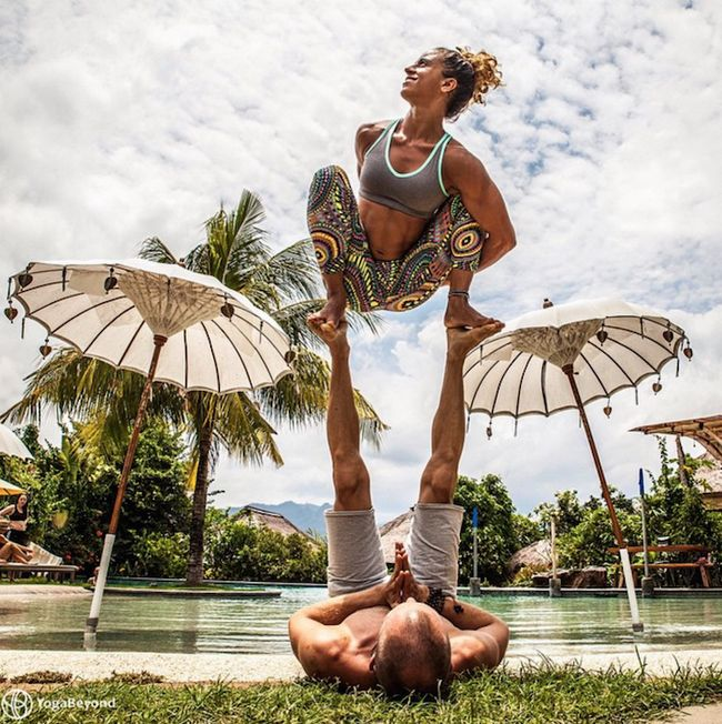 Top 5 fotos parceiras Yoga no Instagram esta semana