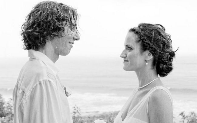 Este o casamento retratos submarinos são absolutamente deslumbrante!