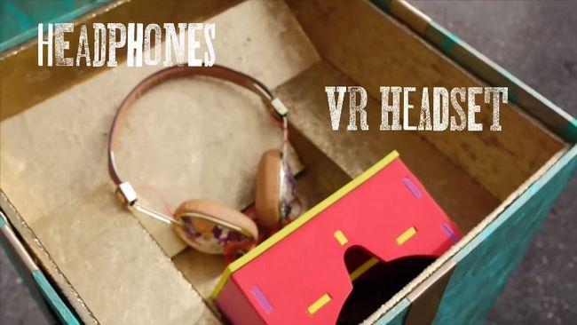 Esta proposta de realidade virtual vai fazer você se apaixonar por você!
