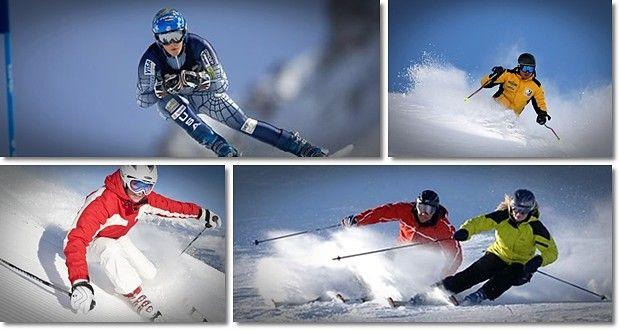 Top 13 de esqui dicas básicas para iniciantes para começar