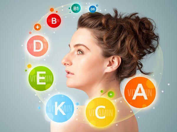 Top 7 vitaminas para a pele saudável - deve saber as dicas de cuidados da pele