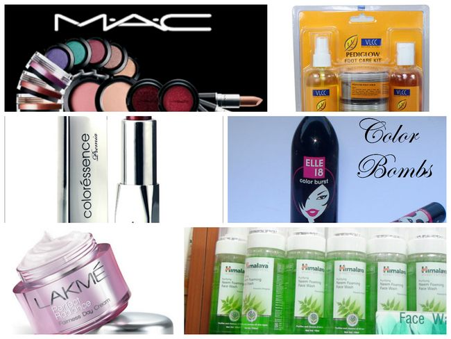 Principais marcas de cosméticos na Índia