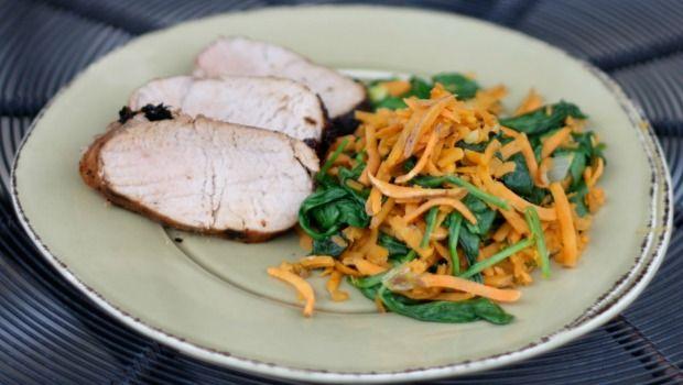 Top refeições de baixas calorias para o jantar de família