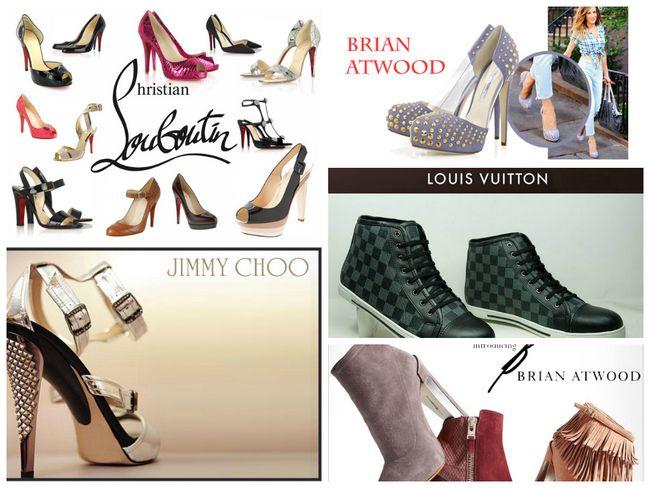 Mais alto marcas de calçados do mundo