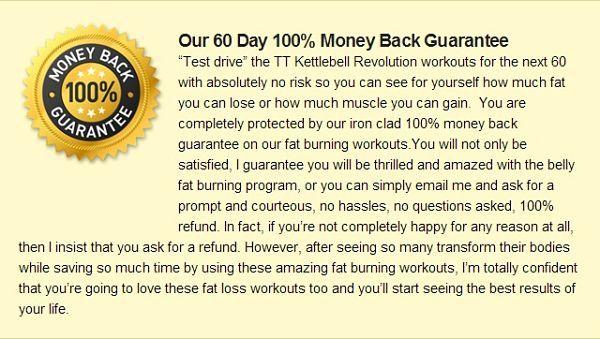 garantia v2.0 TT Kettlebell revolução