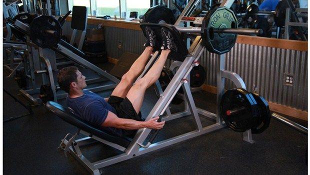 rotina de treino de perna final para tonificar o corpo em casa ou no ginásio
