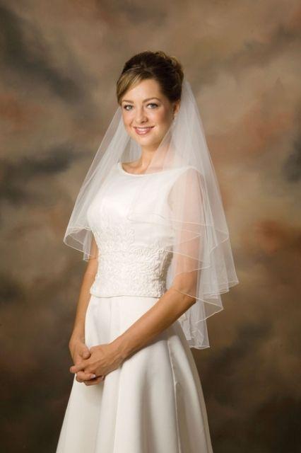 Sail-falar: o tempo para escolher o estilo de véu do casamento perfeito que se adapta à sua personalidade