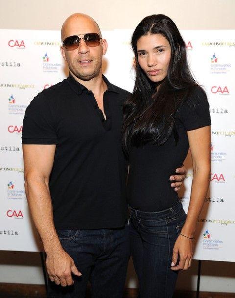 Vin Diesel e seu parceiro Paloma Jimenez, estão esperando seu terceiro filho
