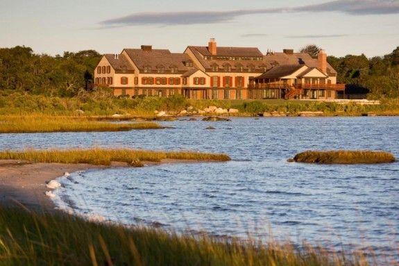 Fim de semana de fuga de bem-estar: Weekapaug Inn, Rhode Island