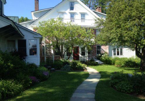 bem-estar final de semana: Windham Hill Inn, Vermont