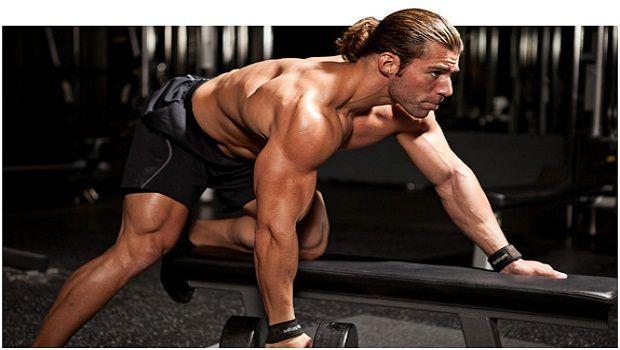 plano de treino de musculação para iniciantes em casa