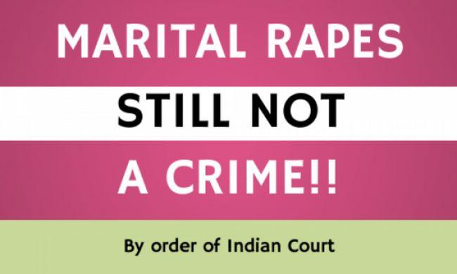 Por que a violação conjugal é um paradoxo para o governo indiano?