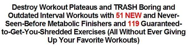 Workout Finishers 2.0 revisão - é o guia útil Mike Whitfield?